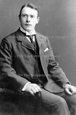 Photo: 5x7: Titanic Designer Thomas Andrews Seated View