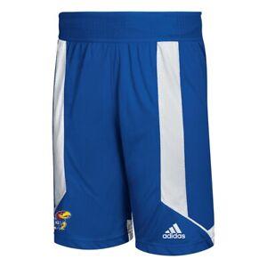 Kansas Jayhawks NCAA Men's Adidas Blue Game Jersey Shorts