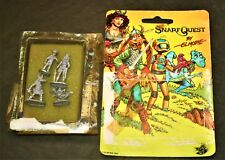 DARK HORSE MINIATURES GROO THE WANDERER, DNA AGENTS, ROBOTECH, MEKTON