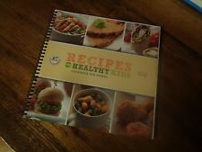 Recipes For Healthy Kids Cookbook For Homes  2012