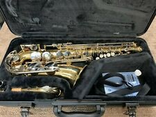 YAMAHA ADVANTAGE Alto Sax w/Backpack Case!  NEW! MAKE AN OFFER!