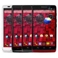 Motorola Droid Ultra XT1080 16 GB BLACK - RED - WHITE Verizon Android Smartphone