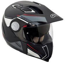 Casco helmet capacete crossover tourer NERO ROSSO GIVI hx01 7 in 1 taglia L