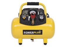 12L Aria Compressa 10 BAR Oil-Free 1,5 Ps 12 Litro Serbatoio Portatile Pressione