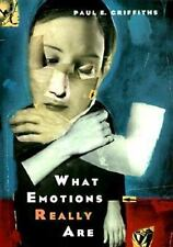 What Emotions Really Are: The Problem of Psychological Categories-ExLibrary