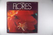CHUCK FLORES Drum Flower JAZZ LP SEALED CONCORD CJ-49