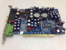 ONKYO SE-150 PCI 110db 7.1 Channels Digital Sound Card WAVIO WIN7 Driver