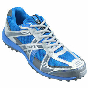 Clearance New Grays Hockey Shoes G6000 Royal/Silver various sizes