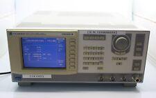 YOKOGAWA VG6000 SYNTHSIZED VECTOR SIGNAL GENERATOR 250KHz- 3.2GHz 6.2GHz TESTED