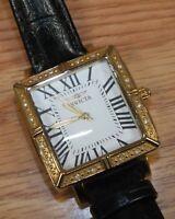 Genuine Invicta (14846) Tritnite Night Glow Flame Fusion Crystal Wrist Watch