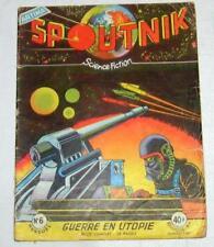Spoutnik  n° 6  Comics  Artima