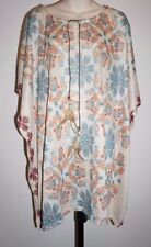 Floral Regular Size Bohemian Tops for Women