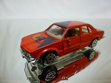HONG KONG CHINA BMW 7 SERIES - SMP 32 - RED 1:60? - GOOD CONDITION