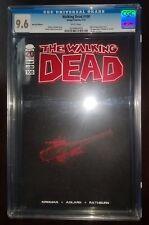Walking Dead #100 Red Foil CGC 9.6 by Robert Kirkman and Charlie Adlard