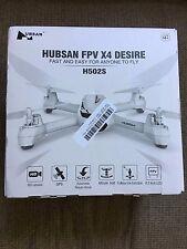 NEW Hubsan X4 H502S FPV 5.8G GPS RC Quadcopter w/720P HD Camera RTF Drone Toys