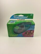 EXPIRED Fujifilm QuickSnap Waterproof 35mm Disposable Camera - IGRMT40461