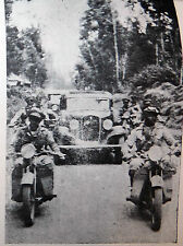 Ten. Focarile: In Guerra con i Motori 1937 Ardita illustrazioni Veicoli Balilla