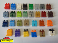 LEGO Personnage Figurine Minifig Jambe Leg (970) Choose Color NEUF NEW