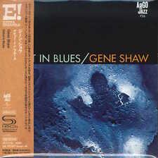 GENE SHAW-DEBUT IN BLUES-JAPAN MINI LP SHM-CD Ltd/Ed G00