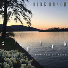 DIRK BUSCH Spuren ( Lieder über das Leben) CD NEU 2020 / Pop Deutsch