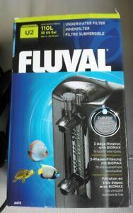 Fluval U2 110L Underwater Filter