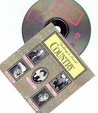 TODAY'S BEST COUNTRY CD-FROM K-TEL-JACKSON, VINNY, KATHY MATTEA, ALABAMA-MINT