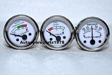 Allis Chalmers 170,175,180,185,90,200,210, 220 Temp +Fuel Gauge +Amp