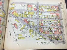 1929 E. BELCHER HYDE RED HOOK PARK SLOPE  P.S. 40 BROOKLYN NEW YORK ATLAS MAP