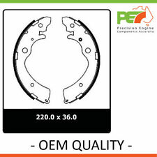 New * PROTEX * Drum Brake Shoes - Rear For HONDA CRV RD 4D SUV 4WD.