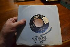 ~ EXILE - SUPER LOVE / PROUD TO BE HER MAN ~ 1985 EPIC 45RPM 7INCH RECORD VINYL