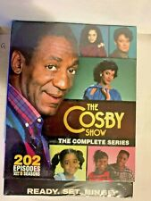 THE COSBY SHOW. The Complete series. 202 Episodes