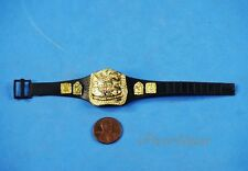 WWE Wrestling Wrestler Figure Heavy Weight Tag Team World Champion Belt