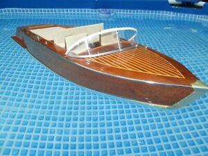 Riva Aquarama chris craft Runaboat Holzboot Motorboot Holz Boot Schiff Yacht