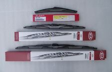 OEM FACTORY 2011-2014 Kia Sportage Front & Rear WIPER BLADE KIT Set of 3 BLADES