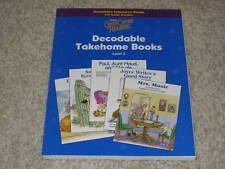 NEW SRA Open Court Decodable Books Level 3-Full Color Grades 1,2,3 Common Core