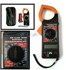 1000A Digital Multimeter Ammeter Voltmeter Clamp Insulation Resistance Tester