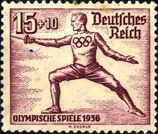 GERMANIA REICH - 1936 - Olimpiadi di Berlino
