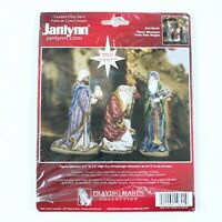 Janlynn Three Wisemen Counted Cross Stitch Kit 3198-01 Christmas Nativity