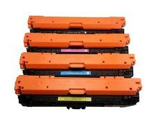 HP CE340A CE341A CE342A CE343A 651A Toner Cartridge Set Enterprise 700 M775 BCYM