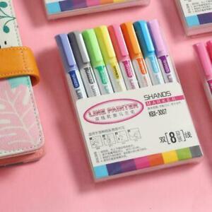 SuperSquiggles Outline Marker Set (8 Pens per Set) gifts