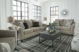 Ashley Furniture Barnesley Sofa and Loveseat Living Room Set