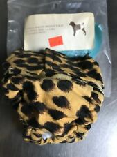FEMALE DOG DIAPER OR WRAP XX SMALL 1- 3 LBS HAND MADE IN THE USA