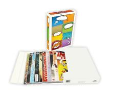 BCW Comic Book Stor-Folio Storage Portfolio Box Carrying Case - Comic Pow Design