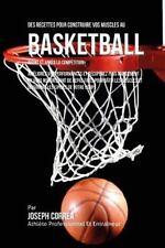 Des Recettes Pour Construire Vos Muscles Au Basket Ball Avant et Apres la...