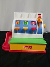 Fisher Price Cash Register, 1994. No Coins. Preowned. 484