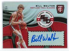 2017-18 BILL WALTON 34/99 AUTO PANINI TOTALLY CERTIFIED AUTOGRAPHS