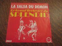 45 tours LE GRAND ORCHESTRE DU SPLENDID la salsa du demon