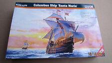 'Santa Maria' Columbus Ship   1/270 Mister Craft # D-212