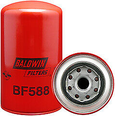 BALDWIN BF588 SECONDARY FUEL FILTER SPIN-ON