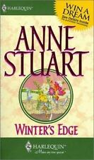 Winter's Edge by Anne Stuart 1999 Harlequin Contemp Romantic Suspense #373
